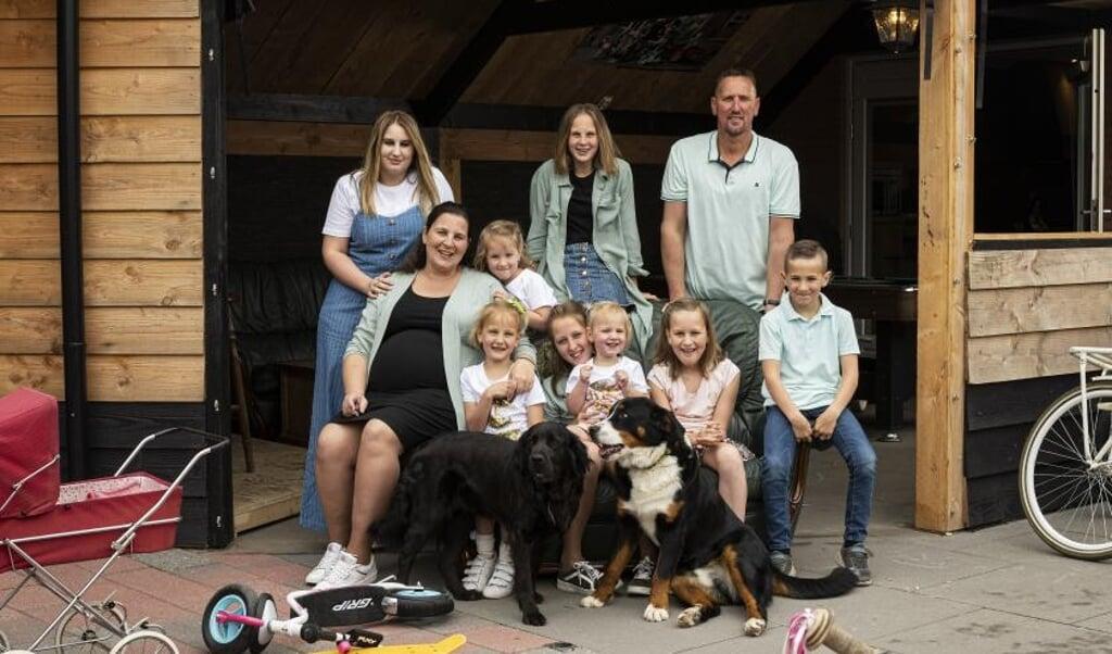 Familie Jelies  (beeld Stijn Ghijsen)