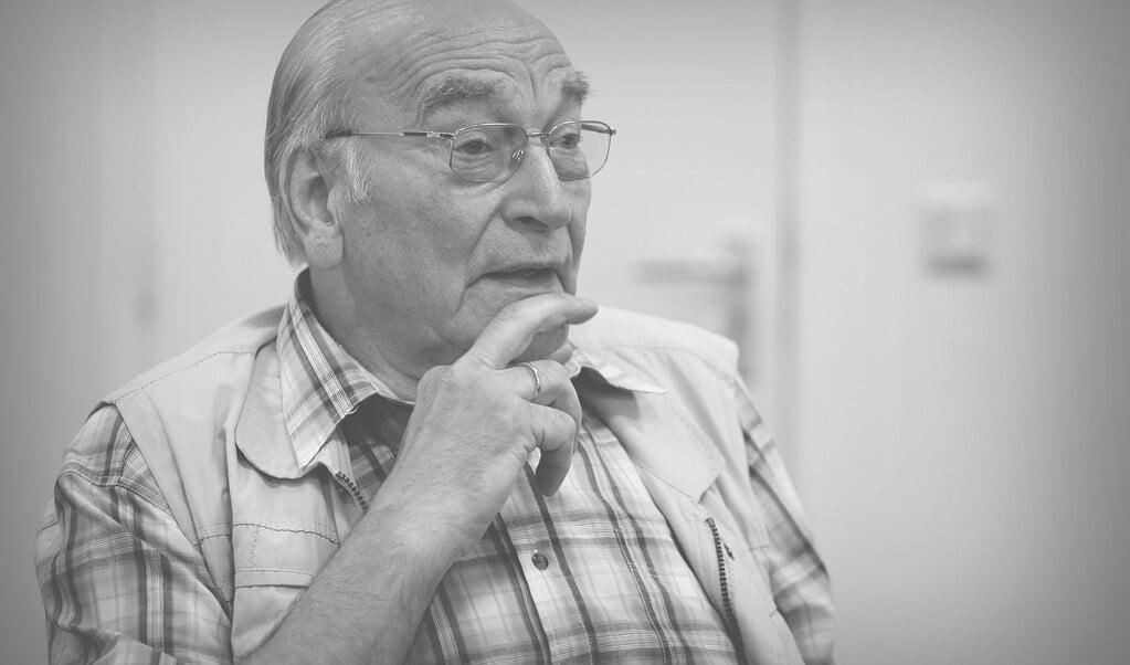 J.J. Frinsel  (beeld Henk Visscher)