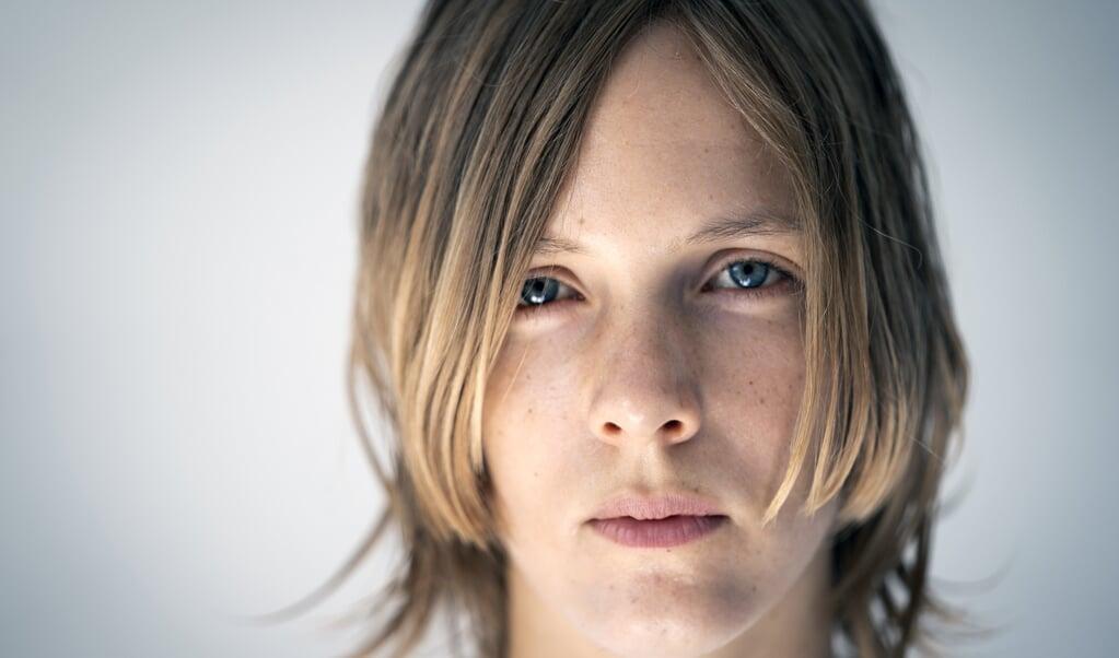 Marieke Lucas Rijneveld  (beeld anp / Jeroen Jumelet)