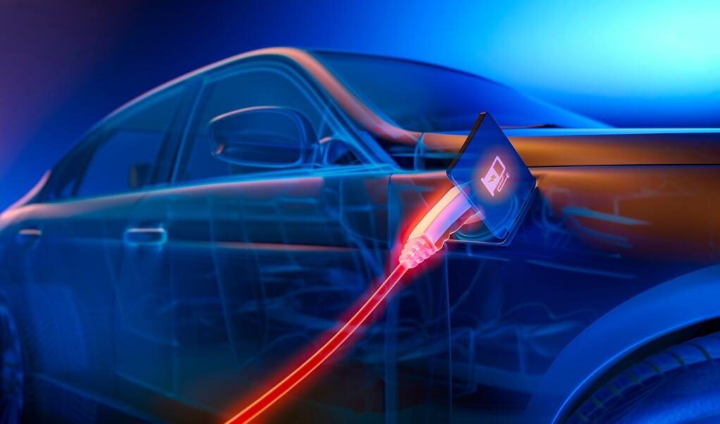 Volgens PwC kiezen consumenten rond 2025 massaal voor een elektrische auto.  (beeld istock)
