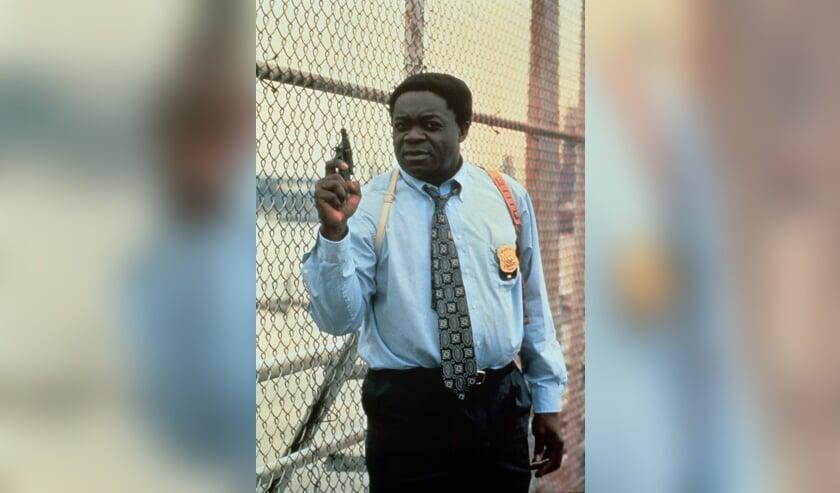 Yaphet Kotto in Homicide: Life on the Street.  (beeld anp)