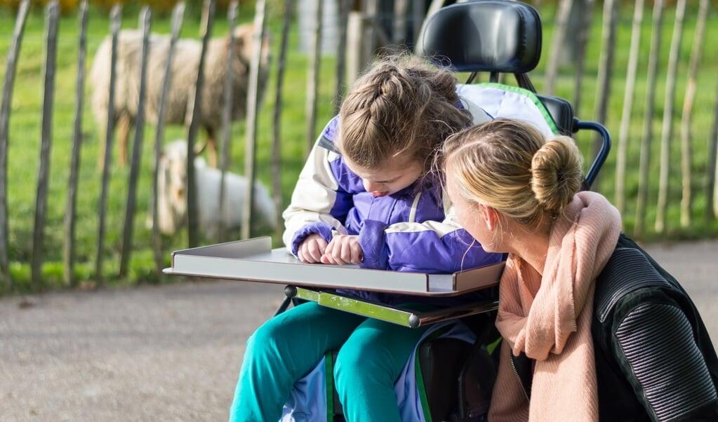 De gehandicaptenzorg heeft als enige sector een cao waarin het recht op onbereikbaarheid is vastgelegd.   (beeld Martin John Bowra)