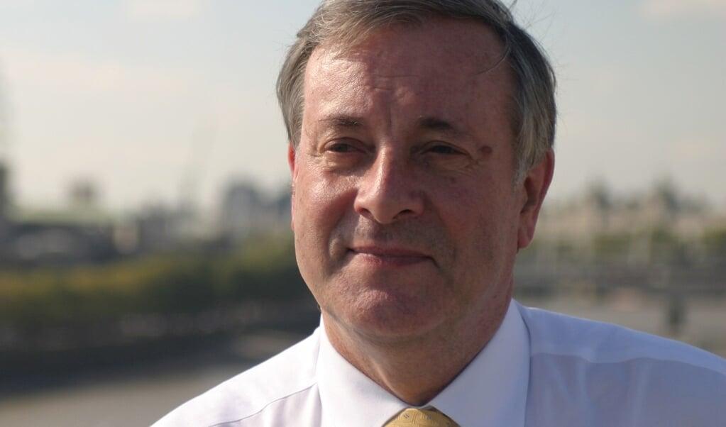 Alister McGrath  (beeld university of oxford)