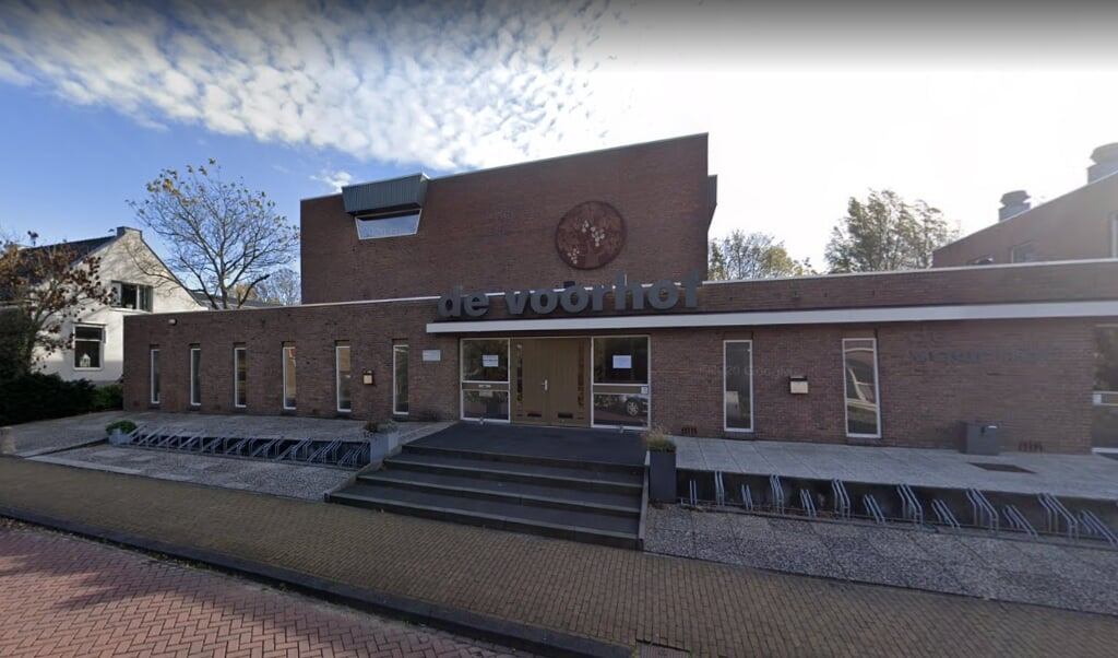 Met een laatste noodkreet bereidt de Gereformeerde Kerk vrijgemaakt van Capelle aan den IJssel-noord zich voor op vertrek uit het kerkverband.  (beeld Google maps)
