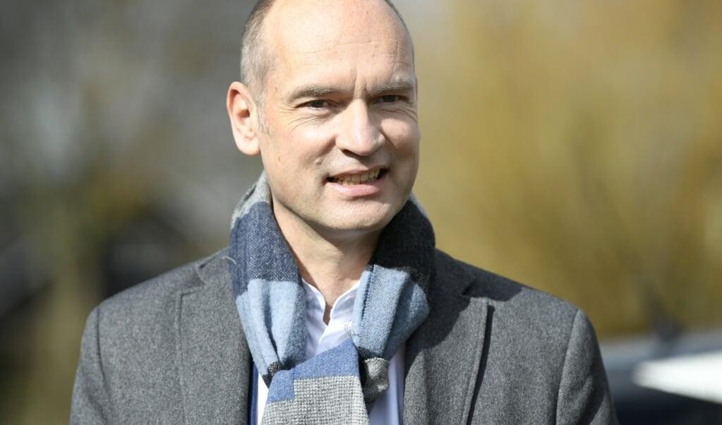 ChristenUnie-lijsttrekker Gert-Jan Segers  (beeld anp / Piroschka van de Wouw)