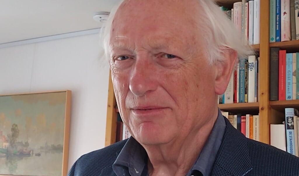Dominee Henk Meulink  (beeld nd)