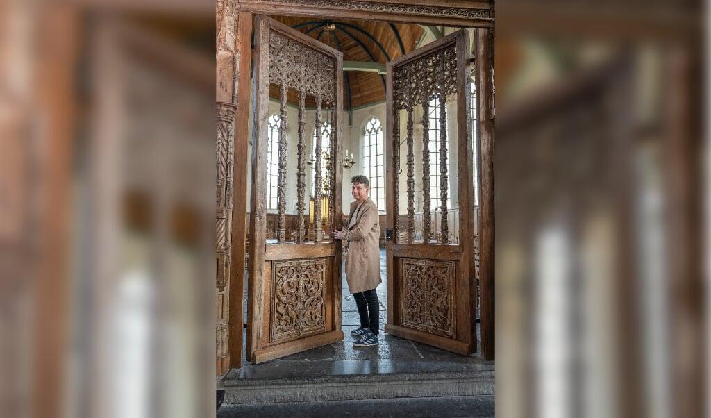 Alexander Noordijk, Grote Kerk Monnickendam  (beeld Martin Waalboer)