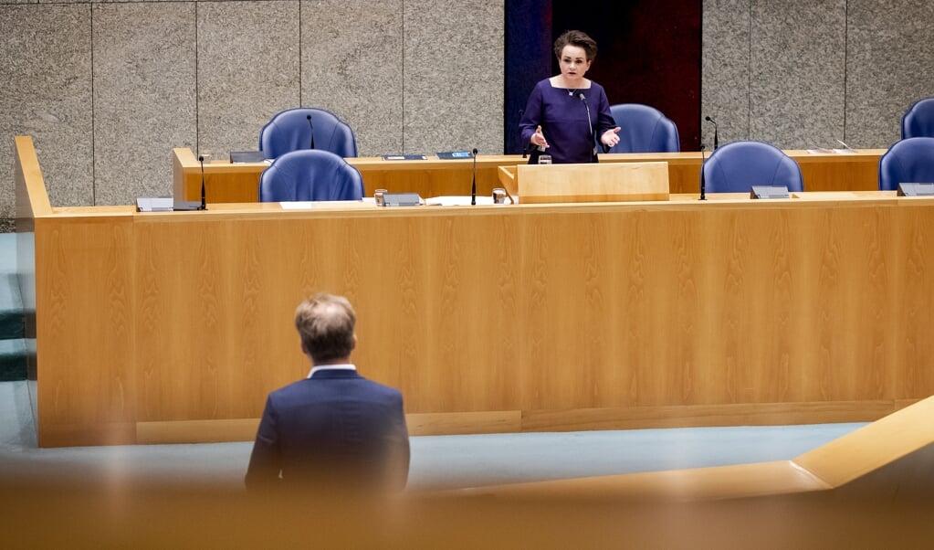 'Ik ben witheet', brieste CDA-Kamerlid Pieter Omtzigt, toen hij erachter kwam dat het kabinet al tijden wist van ernstige misstanden bij de Belastingdienst, maar weigerde die gevoelige maar relevante informatie met de Tweede Kamer te delen.  (beeld anp / Sem van der Wal)