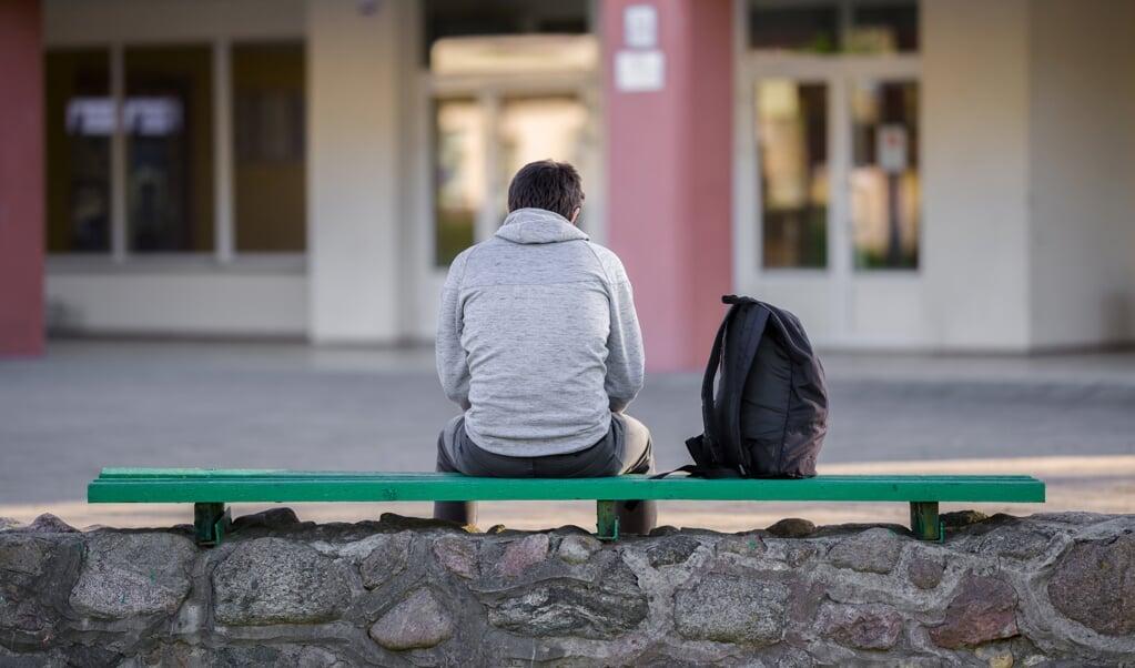 De praktijk valt tegen, scholen en samenwerkingsverbanden maken hun mooie idealen niet waar.  (beeld iStock)