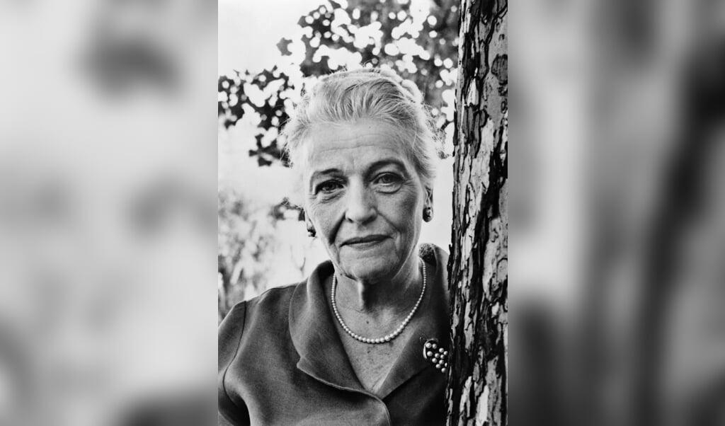 Pearl S. Buck (1892-1973)  (beeld afp)