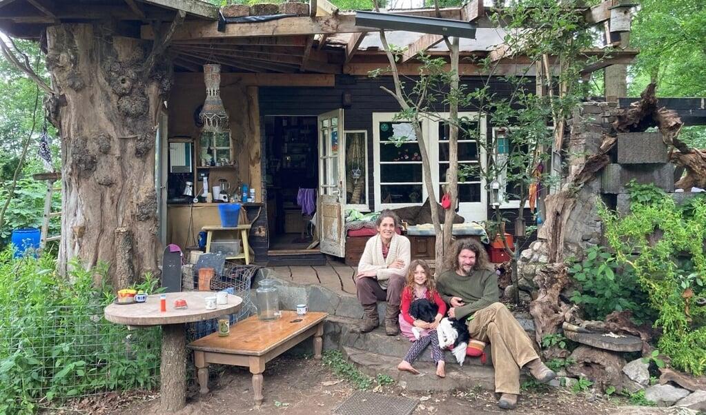 De familie Radstake uit Dalfsen.  (beeld kro-ncrv)