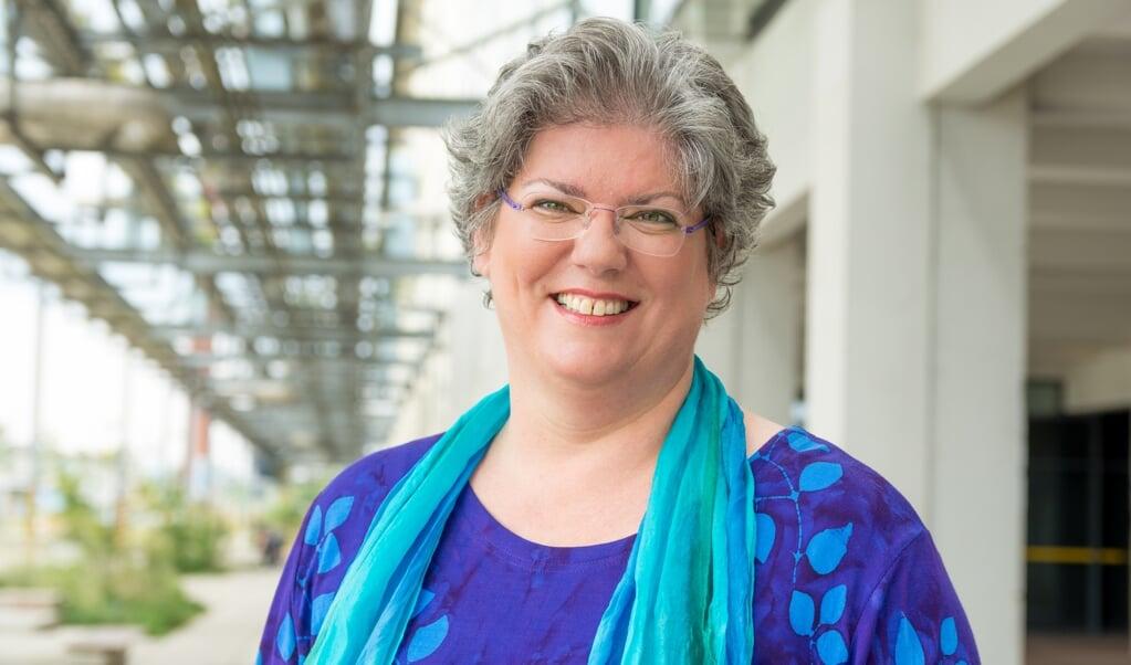 Hilde Verdijk is profesional organizer.  (beeld Ria van der Ploeg )