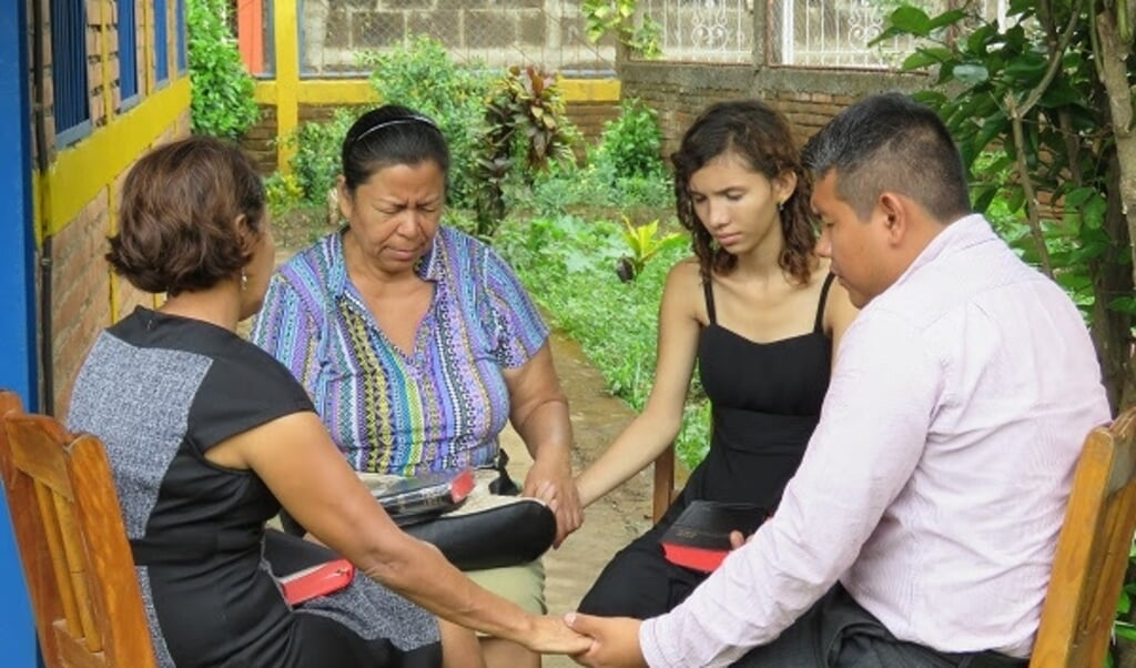 Bij de GZB-pinkstercampagne is er een online gebedsbijeenkomst, waarbij ook enkele gasten uit de wereldkerk aanwezig zullen zijn.  (beeld gzb)
