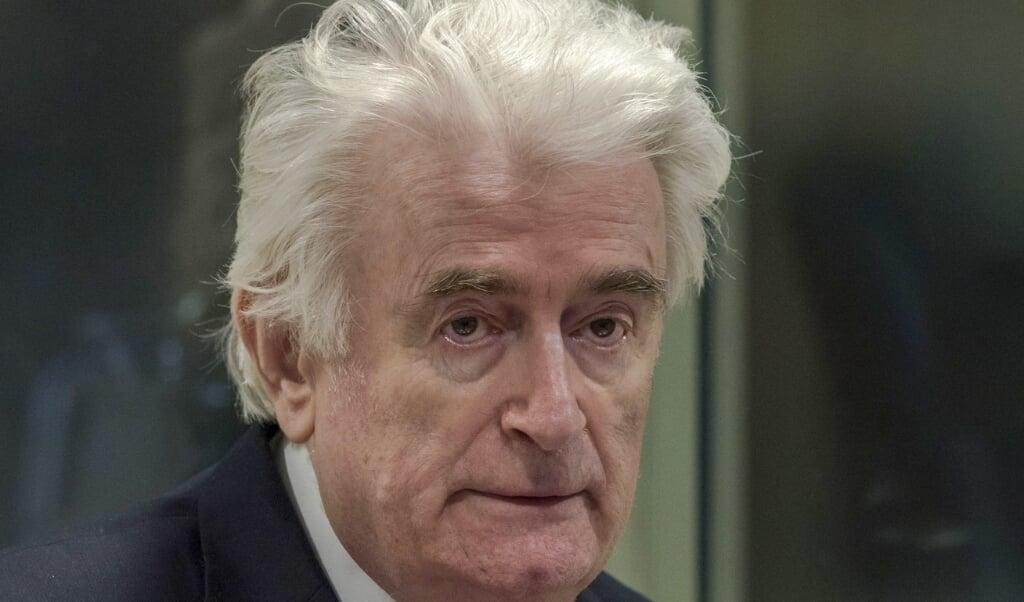 Radovan Karadzic  (beeld anp / Peter de Jong)