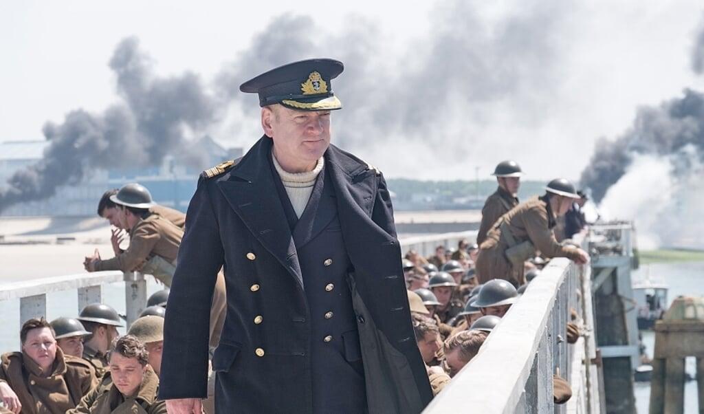 Still uit de film Dunkirk.  (beeld Christopher Nolan)