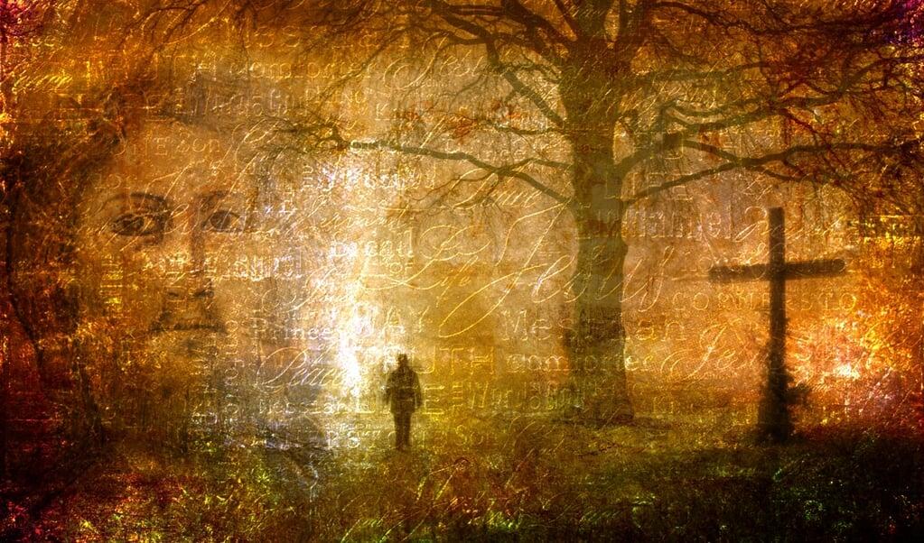 'Moet de nadruk liggen op menswording, op lijden en kruis, of op de opstanding?'  (beeld istock)