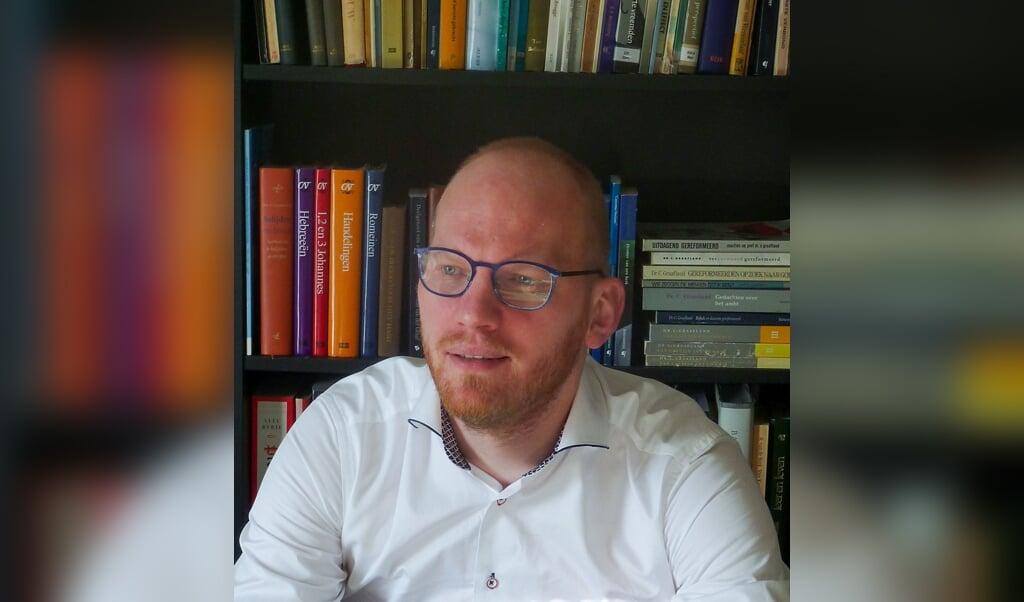 Arjan Boersma  (beeld nd)