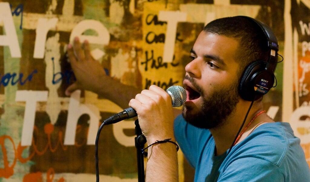 Rapper Sef  (beeld wikipedia)