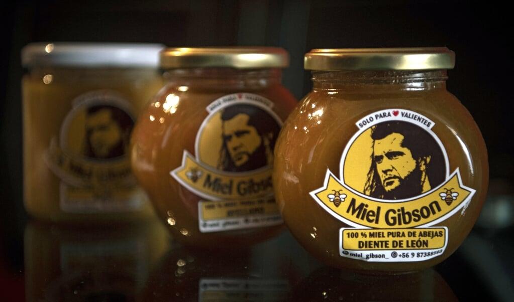 'Miel Gibson' is Chileense honing.  (beeld afp / Martin Bernetti)