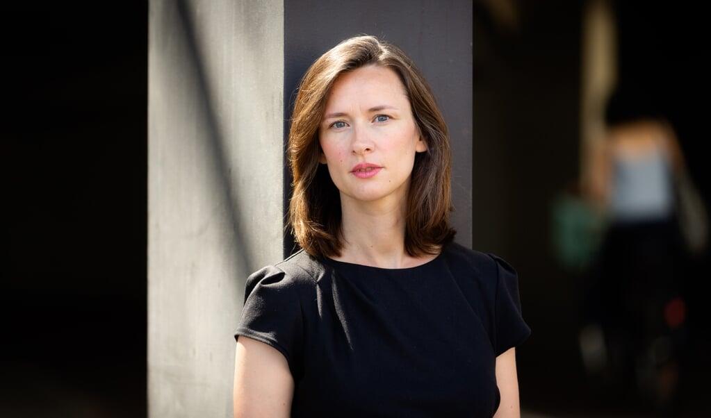 Michelle van Dijk  (beeld Fred Ernst)