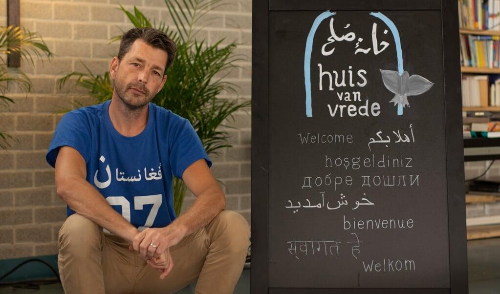 Kerkplanter Henk Bouma wil andere kerken helpen meer open te staan voor de buurt.  (beeld nd)