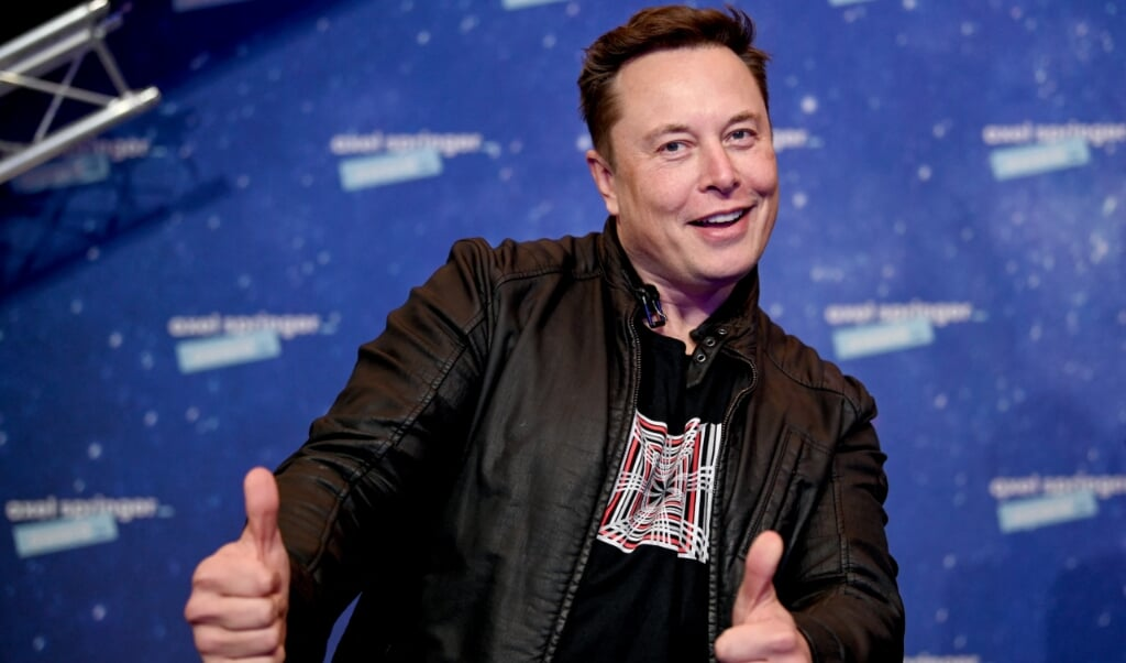 Elon Musk  (beeld afp / Britta Pedersen)