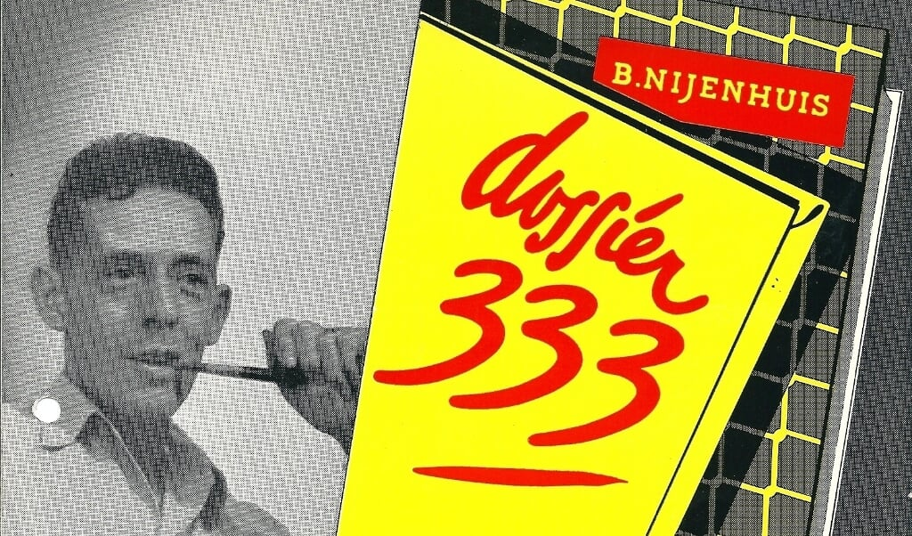 Reclameposter van uitgeverij Kok, Kampen, 1952.  (beeld Hans Werkman)