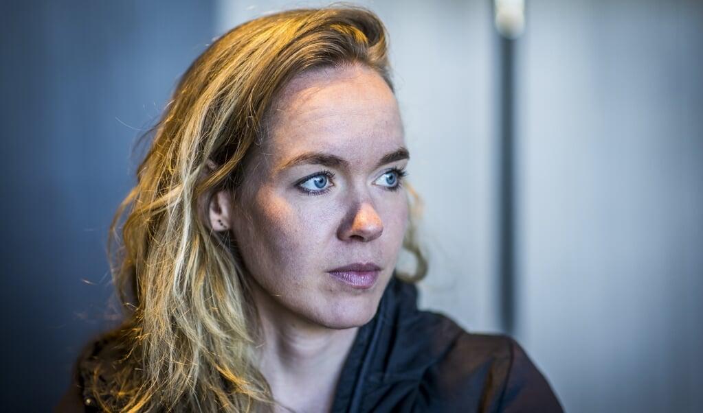 Anna van der Breggen  (beeld anp / Marcel van Hoorn)
