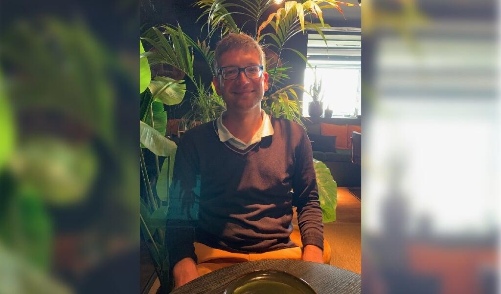 Bart Willemen is de nieuwe secretaris van de ICC.  (beeld icc)