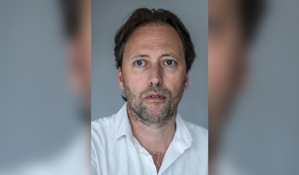 Joris van Casteren, auteur, journalist  (beeld Peter Boer)