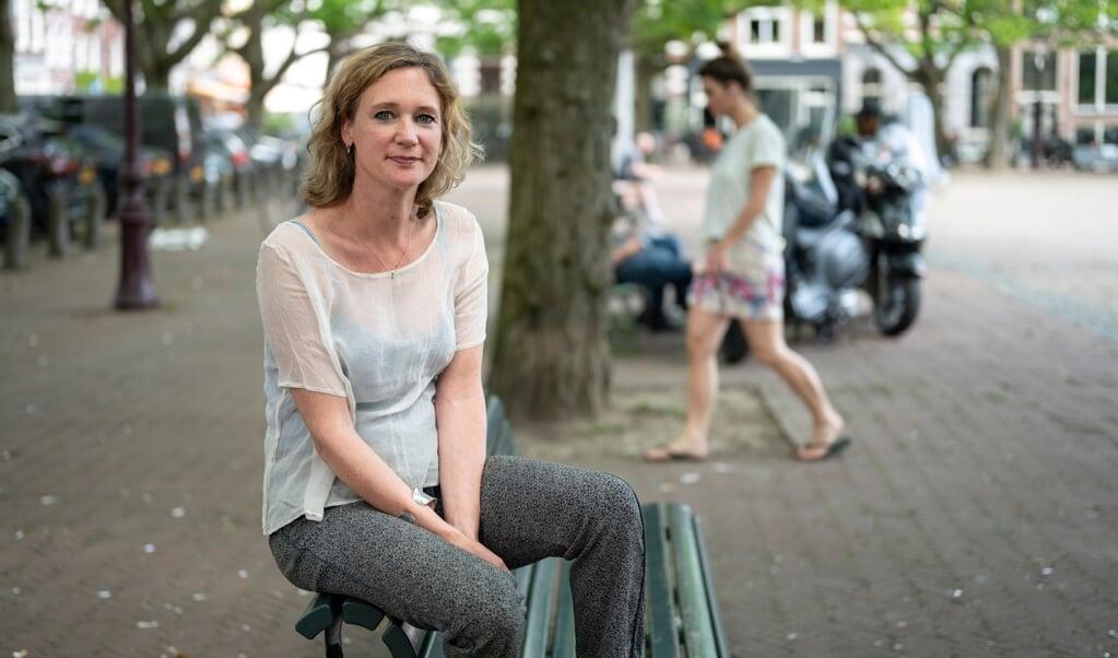Els van Driel: 'Moedeloos ben ik zelden.'  (beeld Martin Waalboer)