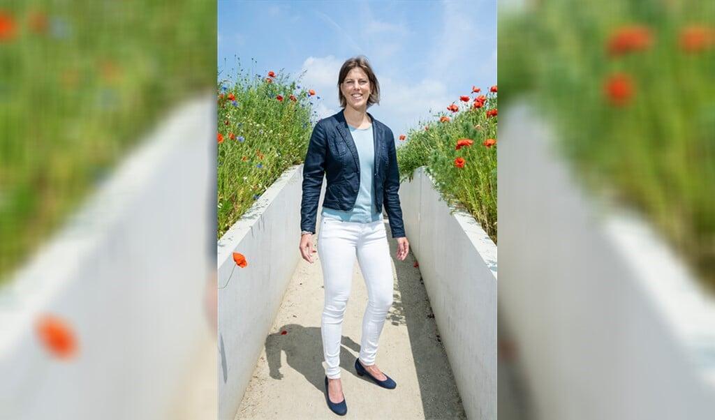Irene van der Meulen  (beeld Kees de Winter)