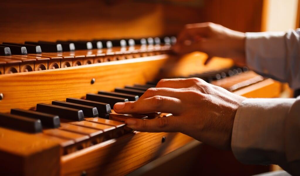 Het boek van Sietze de Vries is een uitnodiging om het met de psalmen en het orgel nog weer eens te proberen.  (beeld iStock)