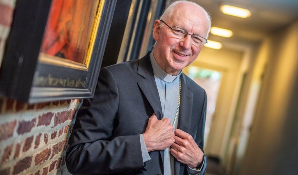 Kardinaal De Kesel, aartsbisschop van Mechelen-Brussel  (beeld Frank Bahnmuller)