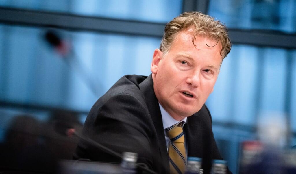 CPB-directeur Pieter Hasekamp: 'Cryptomunten hebben geen intrinsieke waarde.'  (beeld anp / Bart Maat)