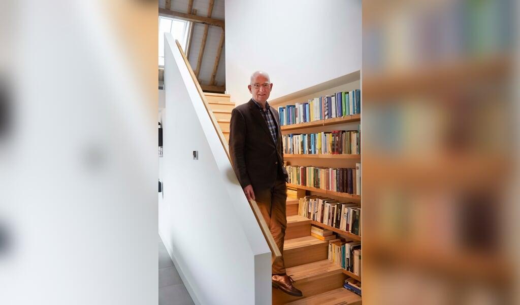 Theoloog Martien Brinkman  (beeld Jaco Klamer)