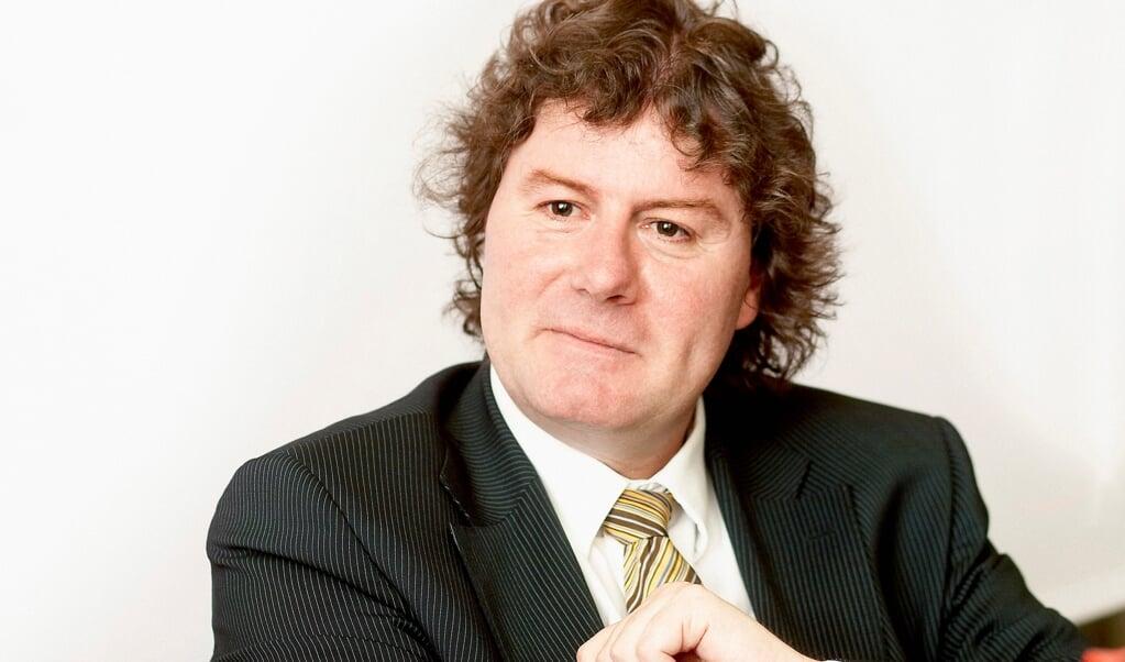 Taco van Hoek, directeur van het EIB, pleit voor een nieuwe kijk op ruimtelijke ordening.   (beeld eib)