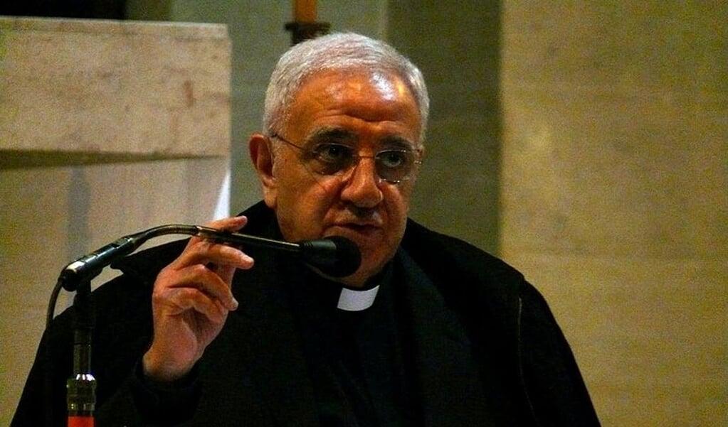 De Franse priester en psychotherapeut ('monseigneur') Tony Anatrella  (beeld wikipedia)