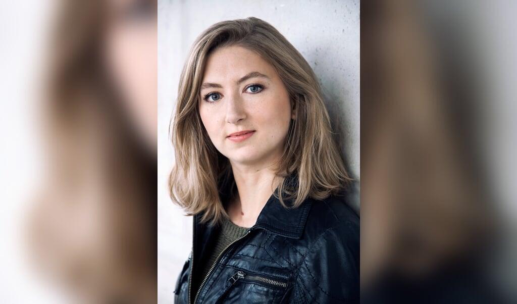 Samantha Stroombergen  (beeld Hester Doove)