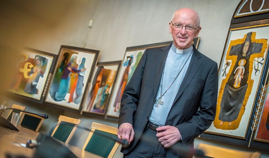 Kardinaal Jozef De Kesel  (beeld Frank Bahnmuller)