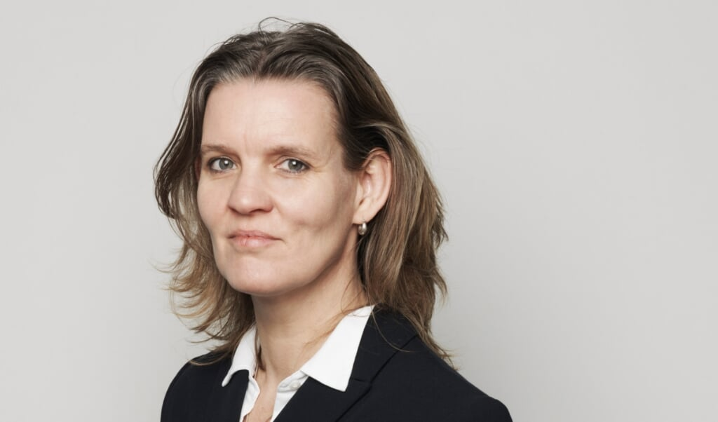 Marijke Schermer  (beeld Annaleen Louwes)