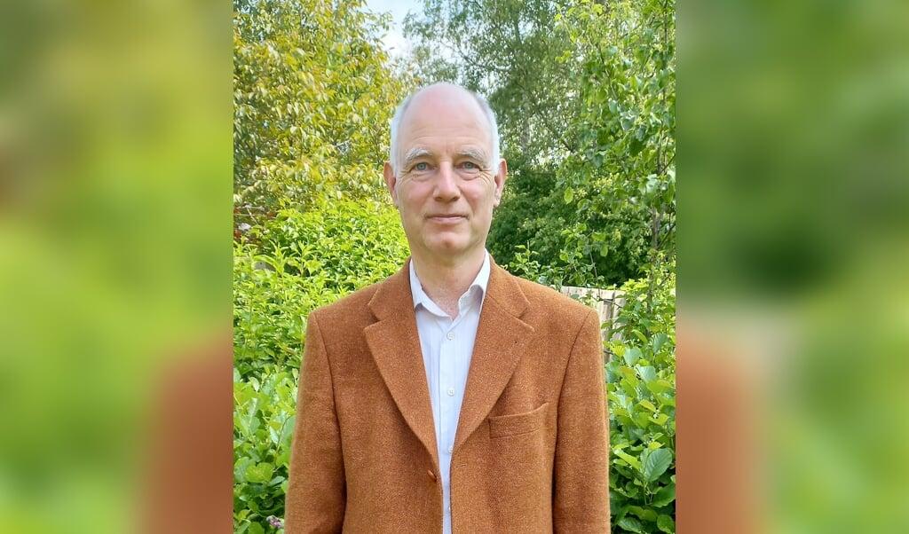 Predikant Coen Wessel: 'Een nationale herdenking moet ook zelfkritiek bevatten.'  (beeld Berthe van Soest)