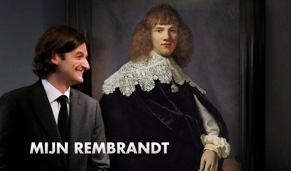 Mijn Rembrandt  (beeld ntr)