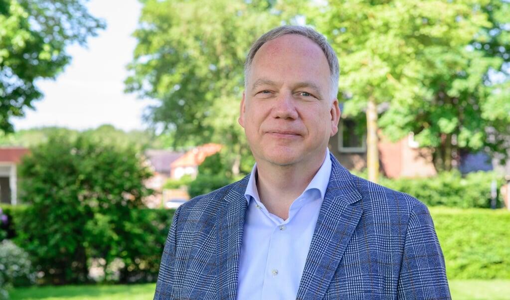 Theoloog Bert-Jan Heusinkveld wil dat de overheid een ethische commissie in het leven roept voor mensverbetering.  (beeld Hans-Lukas Zuurman)