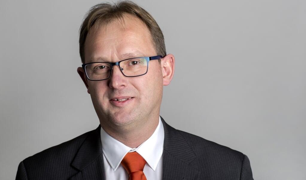 Bert Jan Ruissen (SGP)  (beeld anp / Sander Koning)