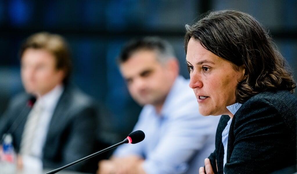 PvdA-Kamerlid Kati Piri  (beeld anp / Bart Maat)