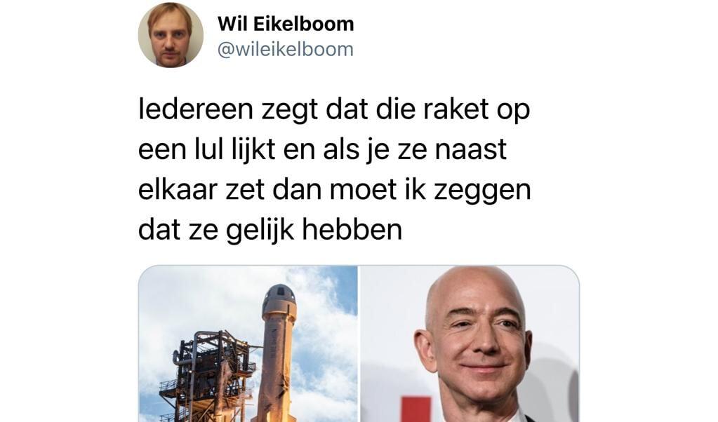 beeld twitter / Wil Eikelboom