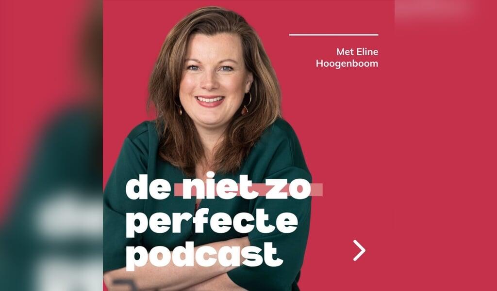 De niet zo perfecte podcast.  (beeld denietzoperfectepodcast)