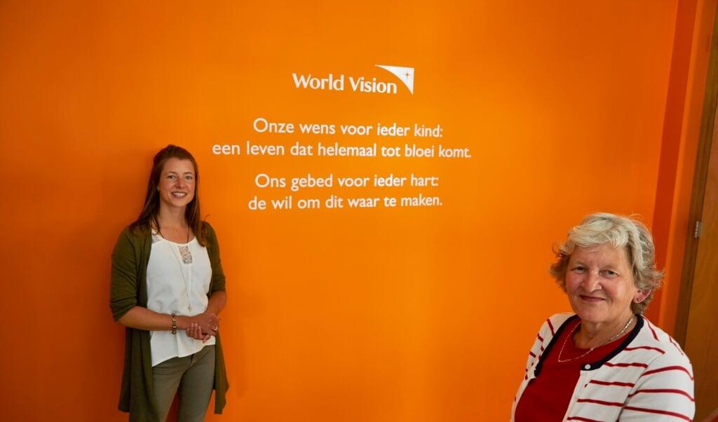 Nederland Amersfoort werknemers Worldvision 27-7-2021 Foto Jaco Klamer  (beeld JACO KLAMER)