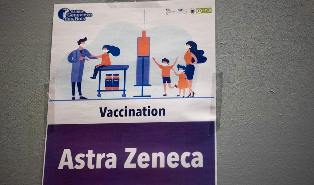 De vaccinatiegraad in Zambia is op dit moment minder dan 1 procent.  (beeld Raphael Lafargue / Pool / afp)